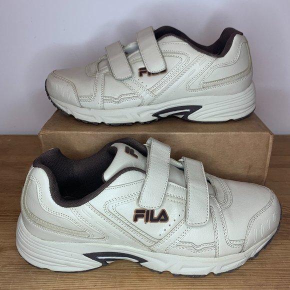 Fila Shoes | Velcro Sneakers Eeee Extra